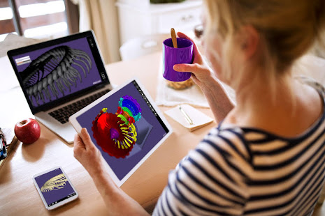 exocad view - Free STL OBJ and 3D Model Viewer - Apps on