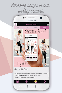 BeINapp - Fashion Trends- screenshot thumbnail