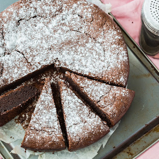 Thermomix Chocolate Fudge Cake Recipe