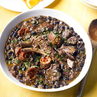 Black Bean & Meat Stew - Feijoada