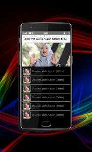 WAFIQ AZIZAH - SHOLATUMINALLAH - LIRIK MP3