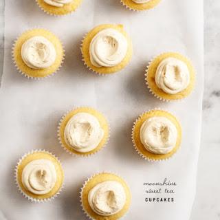Moonshine Sweet Tea Cupcakes Recipe