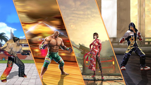 Legend TAG Team Iron Fist Kung Fu Fight Tournament 1.2 {cheat hack gameplay apk mod resources generator} 4
