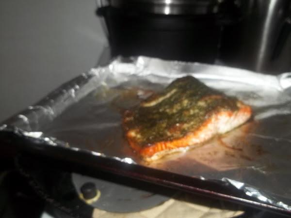 Delicious Baked Salmon Recipe