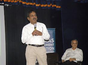 Photo: Mr. V Pattabhi Ram