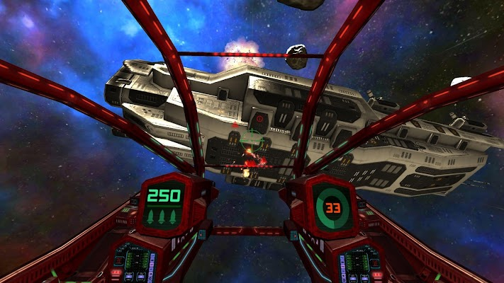 VR Space: The Last Mission- screenshot