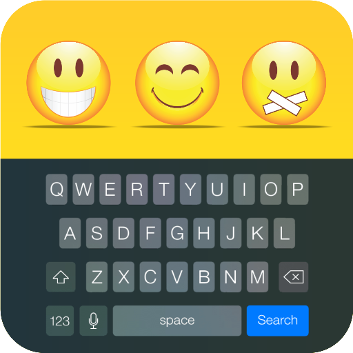 Emoji Keyboard Marshmallow Icon