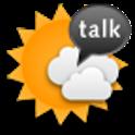 Talking Weather icon