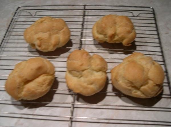 Cream Puffs Savory Recipe