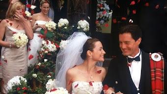 Season 3, Episode 12, Le mariage de ma meilleure amie