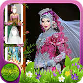 Kebaya Wedding Hijab