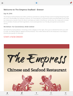 Empress Seafood Denver- screenshot thumbnail