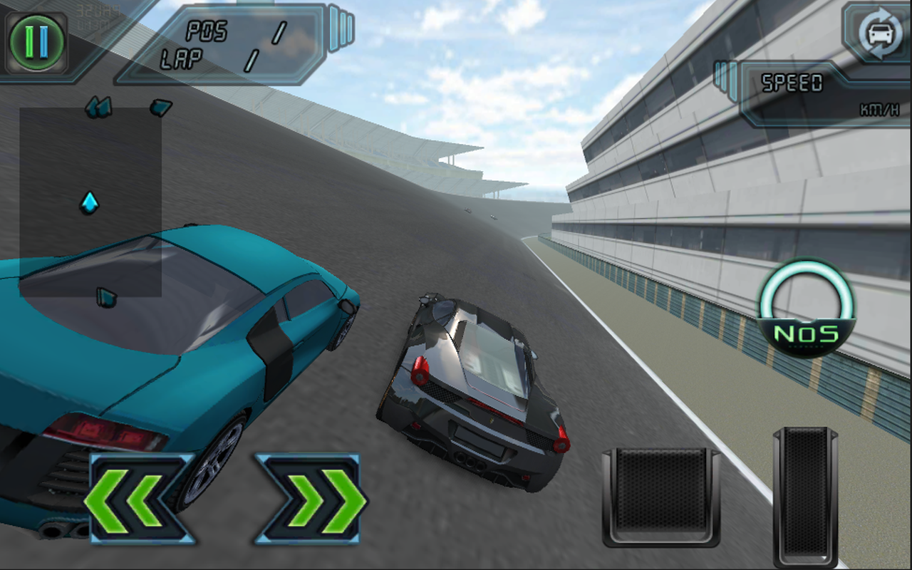 Hyper Cars II- screenshot