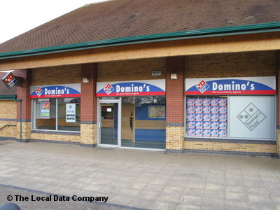 Dominos Pizza On Emerson Way Pizza Takeaway In Fishponds