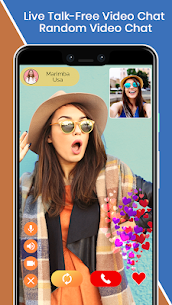 Live Talk-Free Video Chat-Random Video Chat 9.0 Latest MOD APK 3