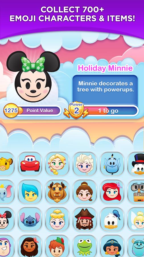 Disney Emoji Blitz Holiday Android Apps On Google Play