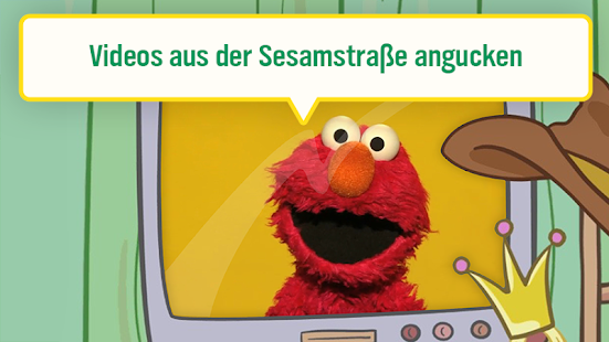 SESAMSTRASSE - Spielend lernen Screenshot