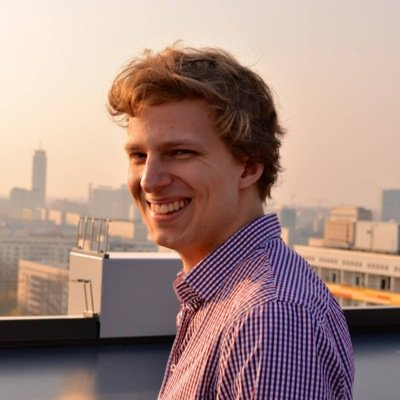 Marius - Co-founder at Memorado