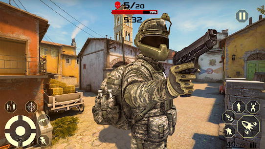 Firing Squad Shooter Arena: Fire Free Special Ops 9