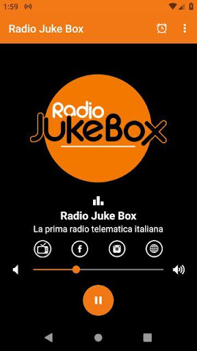 Radio Juke Box TV screenshot 1