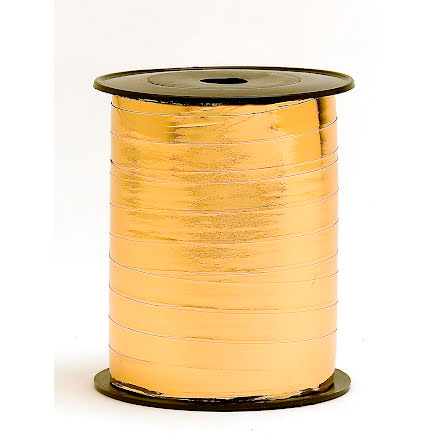 Presentband 10x250 metall guld
