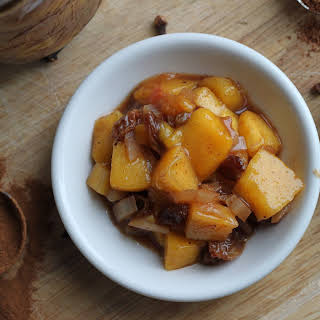 Peach Mango Chutney.