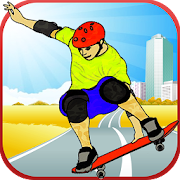 Off Road Skateboard Moto City
