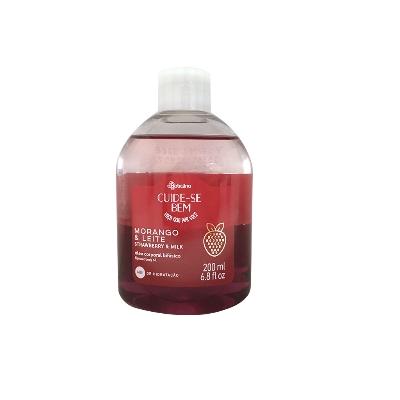 aceite fresa/leche 200ml
