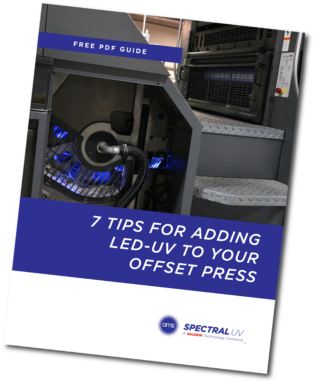 7 Tips For Adding LED To Your Offset Press