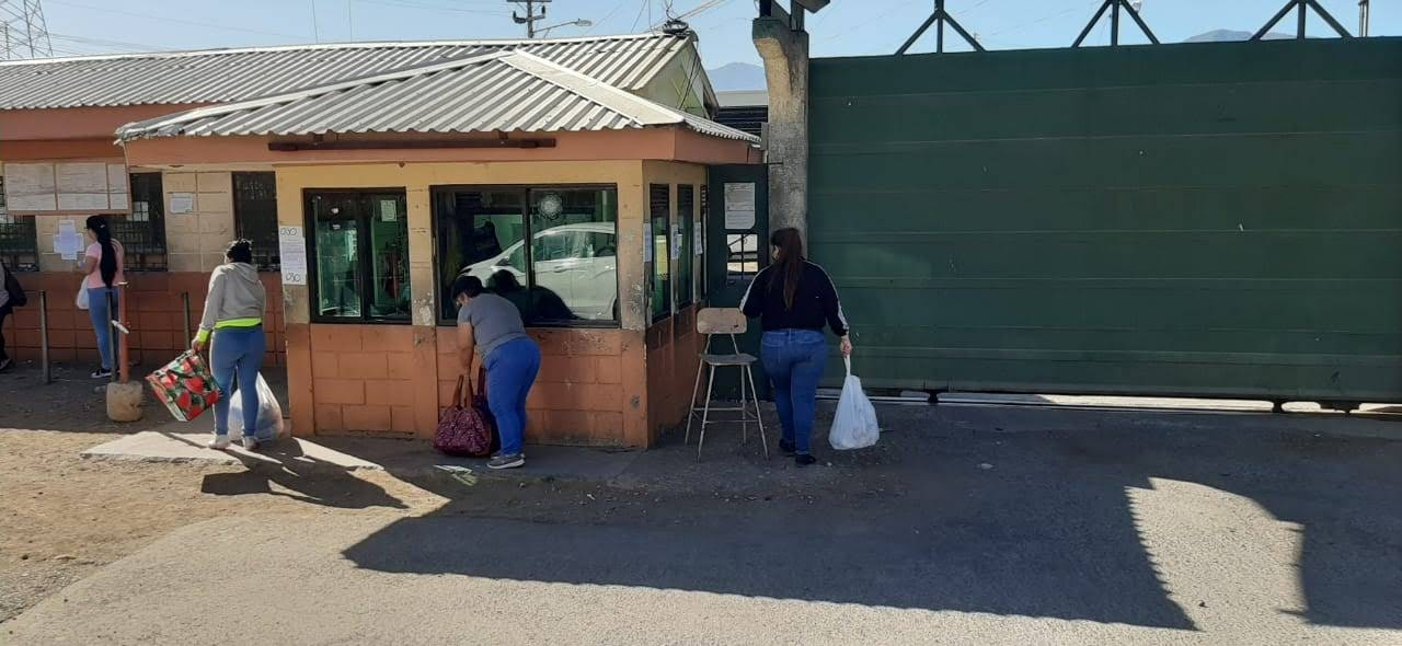 Imagen CIERRE DE CENTROS PENITENCIARIOS A VISITAS SE PROLONGARÁ DURANTE LA SIGUIENTE SEMANA
