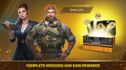 Code Triche War Strike: Gunship Assault APK MOD (Astuce) screenshots 4
