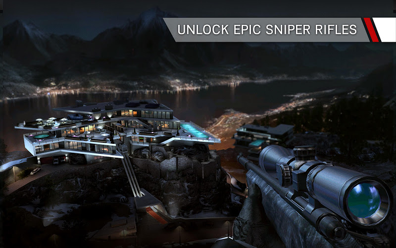 HITMAN Sniper v1.3.49044 MOD APK + Data [LATEST] - screenshot