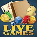 Encyclopedia games LiveGames icon