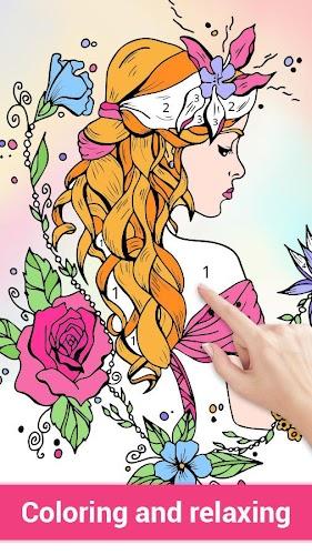 Indir Color Ly Sayi Ciz Numaraya Gore Renk Apk Son Surumu