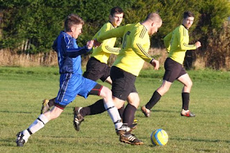 Photo: 01/12/13 v Red Lion Repton (Burton & District Sunday League Division 3) 2-1 - contributed by Rob Campion
