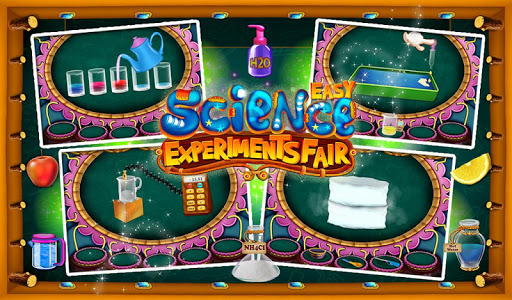 Easy Science Experiment Fair v1.0.2