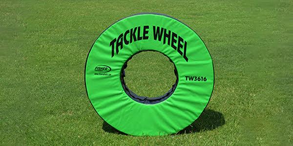 """36"""" Tackle Wheel"""