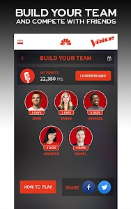 The Voice Official App screenshot 7
