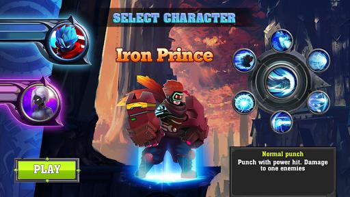 Hero Brave: Battle of Dragon apktram screenshots 2
