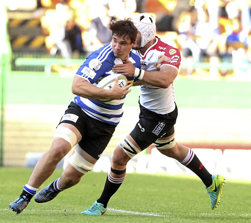 Pivotal to success: Jaco Coetzee, left, suffered a head injury at the weekend, and Western Province coach John Dobson hopes he recovers in time for Saturday's Currie Cup final against the Sharks. Picture: CARL FOURIE/ GALLO IMAGES
