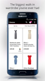 House of Fraser- screenshot thumbnail