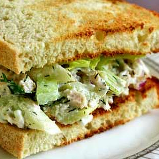 Tuna Salad Sandwich.