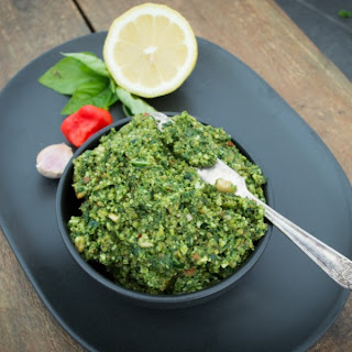 Best Basil Pesto (and the healthiest)