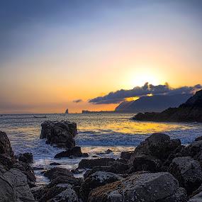Little Paradise by Hsn Doel - Landscapes Sunsets & Sunrises