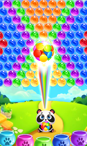 Little Panda Bubble 1.0 screenshots 6