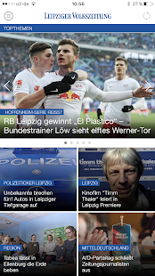 LVZ News – Miniaturansicht des Screenshots