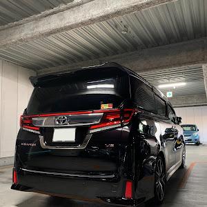ヴェルファイア AGH30W Z-G edition 2016のカスタム事例画像 hanasukeさんの2020年11月23日19:11の投稿
