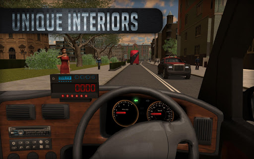 Taxi Sim 2016 screenshot 11