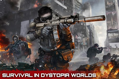 DEAD WARFARE: Zombie 1.2.110 (Mod) Apk + Data