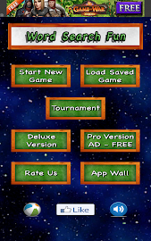 Word Search Fun Screenshot 1